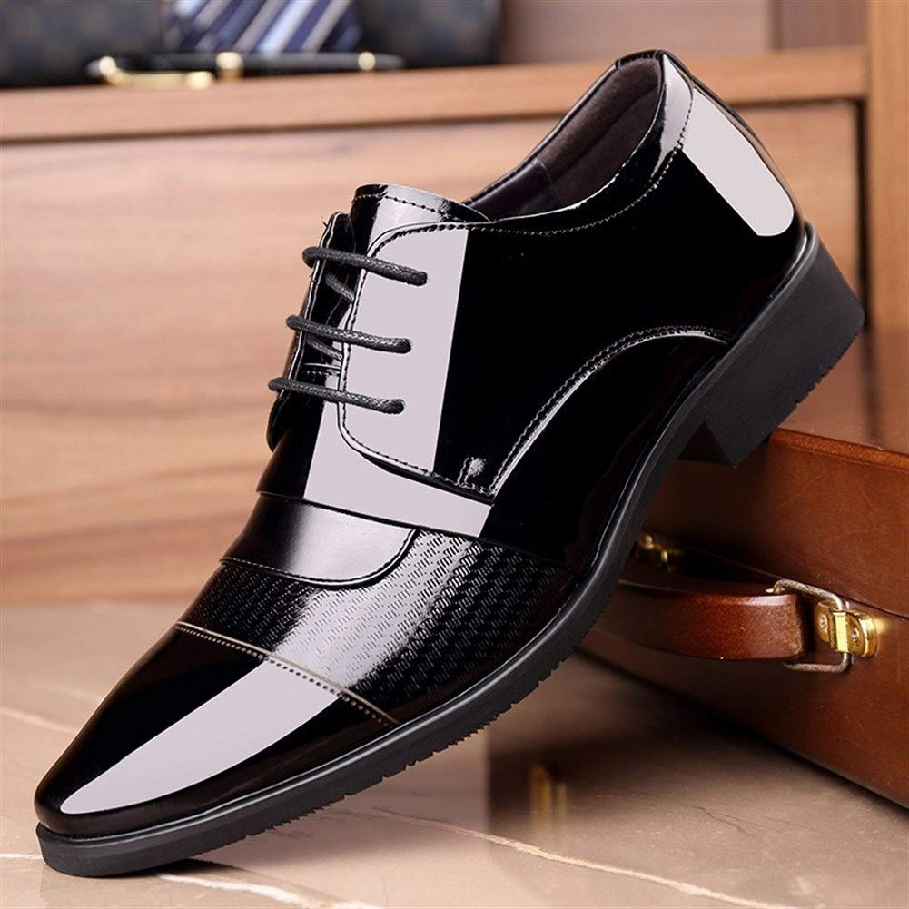 YIJIAN SHOES Herren Oxford Schuhe Oxfords for Men Business