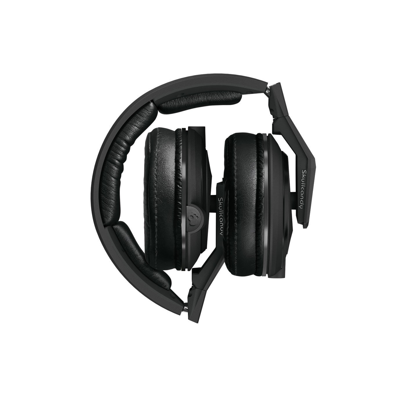Skullcandy Mix Master Headphones with DJ Capabilities and 3 Button Mic, Matte Black by Skullcandy (Image #3)