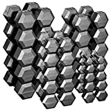 Body Solid Hex Dumbbell Pairs 5-100lbs. Review