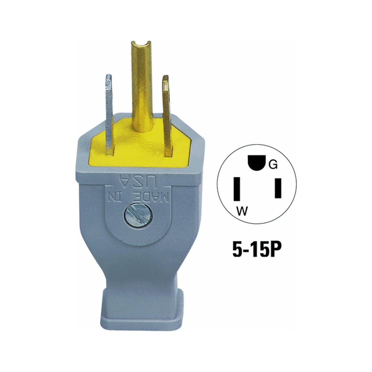 Marvelous Cooper Wiring Sa399G Grounded Plug Electric Plugs Amazon Com Wiring Cloud Hisonuggs Outletorg