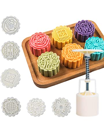 Fondant DIY Cookie Stamp Freshly Baked 2 Pack Number Alphabet Stamps for Cookie Biscuit
