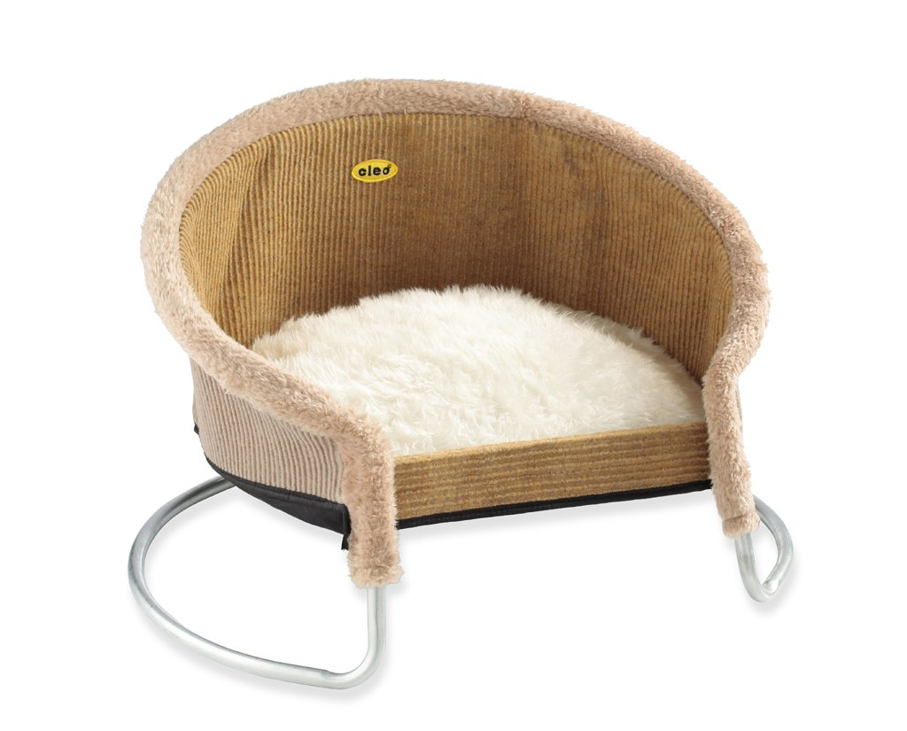 Cleo Pet Lounger - Sand/Fawn Cleo Pet Accessories 09-408