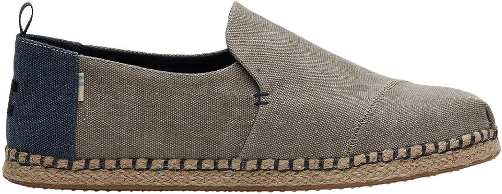 TOMS Herren 10013214 Espadrilles: : Schuhe