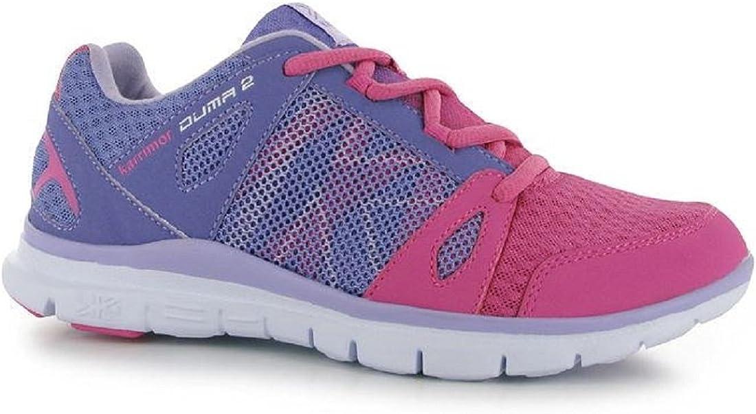 Las niñas Karrimor Duma 2 Zapatillas de Running – Morado/Rosa, Color Morado, Talla 33 EU Jovenetud: Amazon.es: Zapatos y complementos