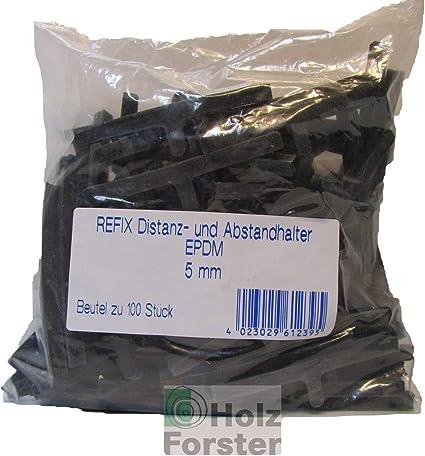 4.7 x 0.8 x 0.1 cm Ruther /& Einenkel Abstandshalter f/ür Stoff/ösen//Aufmachung 100 St/ück Kunststoff 100-Einheiten transparent