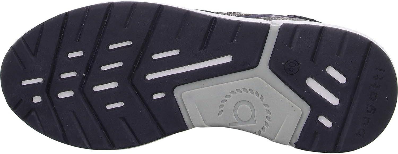 Bugatti 341927011400, Scarpe da Ginnastica Basse Uomo Blu