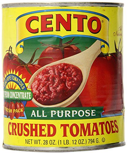 ushed Tomatoes 28 oz ()
