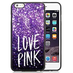 Victoria's Secret Love Pink 70 in Black iPhone 6 Plus/iPhone 6s Plus Case Unique And Popular Designed Phone Case