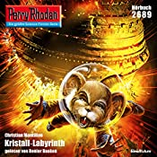 Kristall-Labyrinth (Perry Rhodan 2689) | Christian Montillon