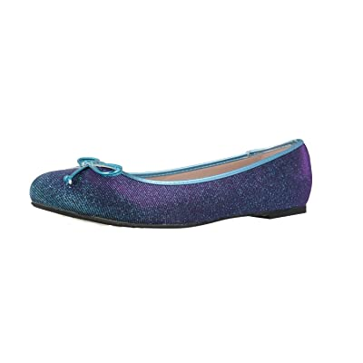 ANDRES mACHADO ballerines femme multicolore-chaussures en matelas grande taille