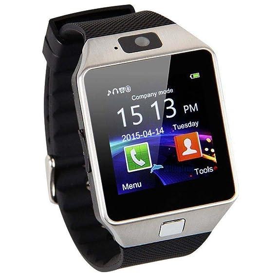 Amazon : DZ DZ DZ 09 HD Blautooth Smart Wrist Watch Phone SIM Card with cca346