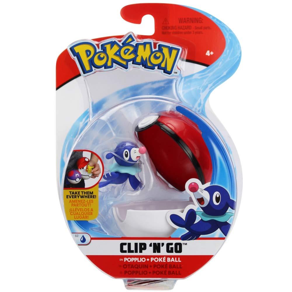Pokemon Clip/'N Go Con Personaggio PKE 01000