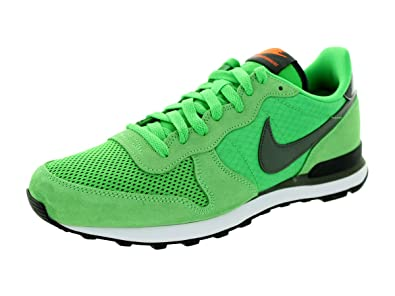 4ec8741c1399 Nike Mens Internationalist Lt Green Spark Anthracite Jade Stone 631754-301  8.5