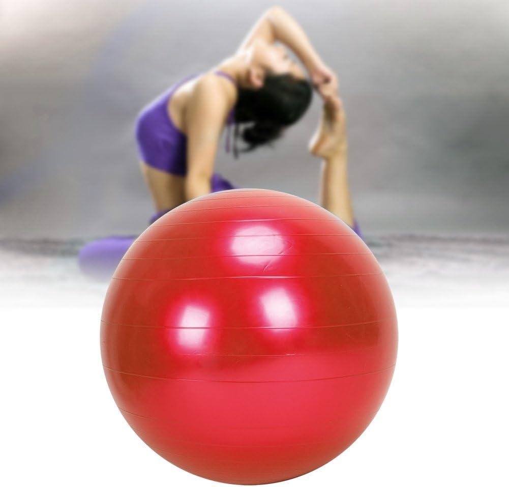 Pissente Balón de Ejercicio Anti-explosión para Yoga,75cm Pelota ...
