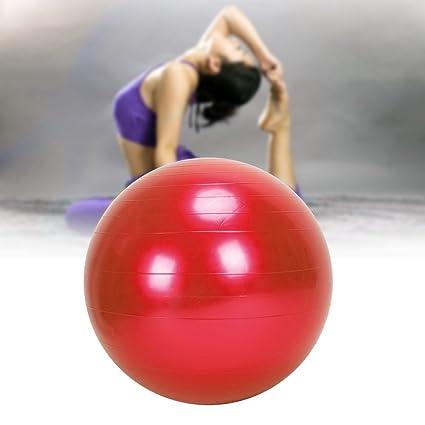 Pissente Balón de Ejercicio Anti-explosión para Yoga,75cm ...