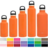Simple Modern Ascent Water Bottle - Narrow Mouth Vacuum Insulated 18/8 Stainless Steel Powder Coated - 5 Sizes, 22 Colors