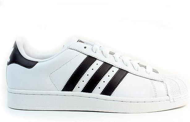 adidas Superstar II White/Brown