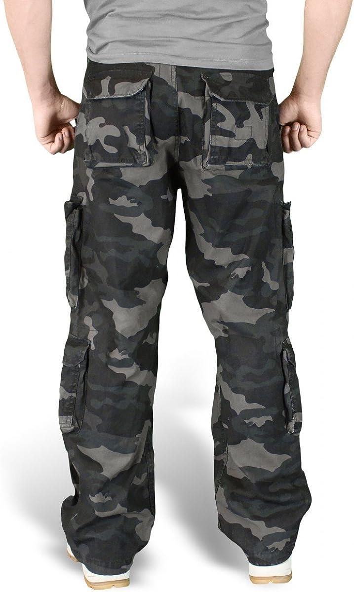 Surplus Airborne Vintage Mens Cargo Trousers