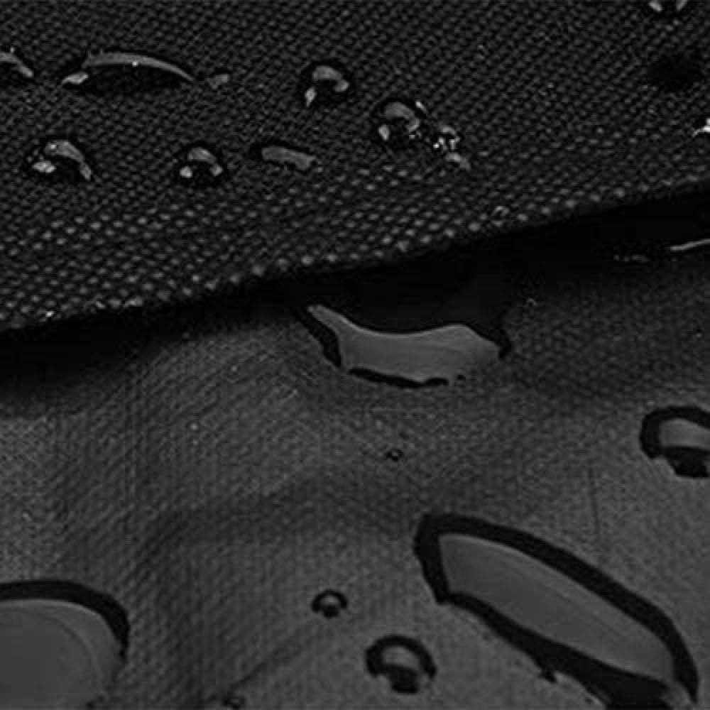 ZLALF Housse De Barbecue Housses De Meubles De Jardin Housse Respirante Imperméable Robuste s'adapte Aux Grilles Anti-déchirure Résistantes Aux Intempéries Et Aux UV,150x100x125cm 100x60x150cm