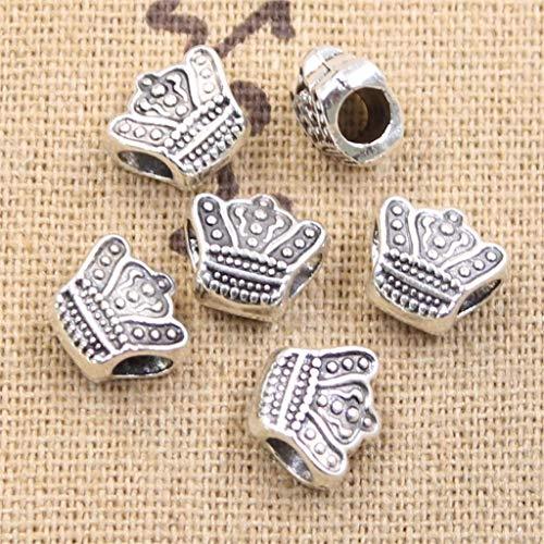 Charms - 20pcs 10x6x11mm 4mm Charm Fits Antique Silver Charm Bracelets Wholesal (Charme Und Charm Sonnenbrille)