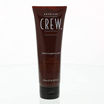Amazon.com : AMERICAN CREW Classic Curl Construct, 4.23 Fluid Ounce : Hair Styling Creams : Beauty