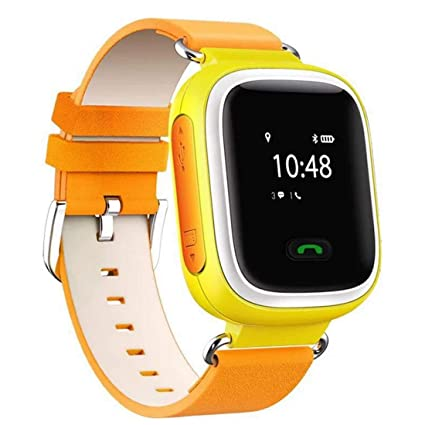 Aki-dreams-house - GPS Q90 kids Children Smart Touch Watch ...