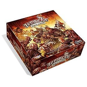 Zombicide Black Plague Board Game - 61gxfLrgk2L - CMON Zombicide Black Plague Board Game