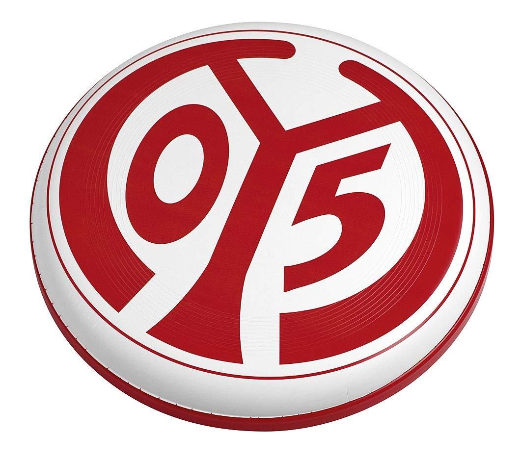 Mainz 05 Wurfscheibe Logo
