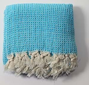 %100 Cotton Woven Turkish Peshtamal Fouta Towel