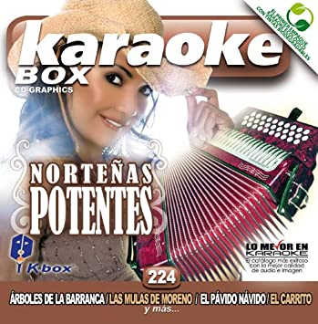 KBO-224 Norte¤as Potentes(Karaoke)