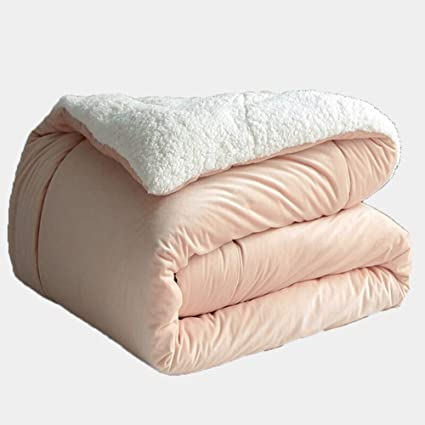 Amazon.com: Blanket Throws Microfiber Blanket Solid Blankets Sofa ...
