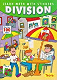 img - for Learn Math with Stickers Division book / textbook / text book