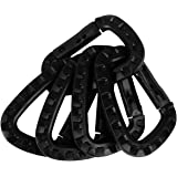 Amazon.com: 5 pcs Tactical Rotación de 360 Grimlock D-Ring ...