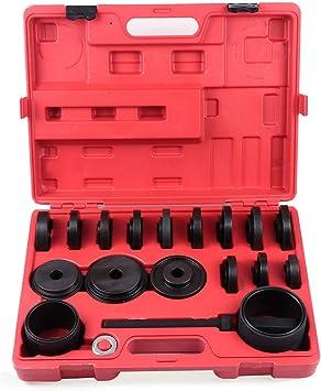 23pcs Front Wheel Hub Drive Bearing Removal and Installation Tool Kit Set