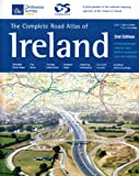 Complete Road Atlas of Ireland (Maps, Atlases & Guides) (English, French and German Edition)