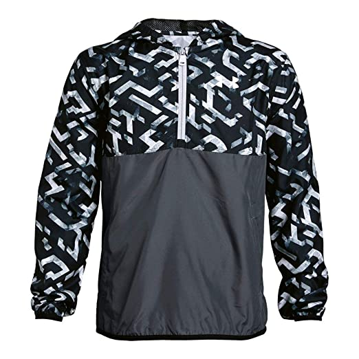 1fb20a145 Image Unavailable. Image not available for. Color: Under Armour Boys' UA  Sackpack ½ Zip Jacket Youth ...