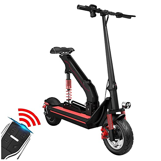 Scooter electrico con Asiento, Patinete electrico, 10 ...