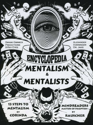 Price comparison product image Encyclopedia Mentalism and Mentalists
