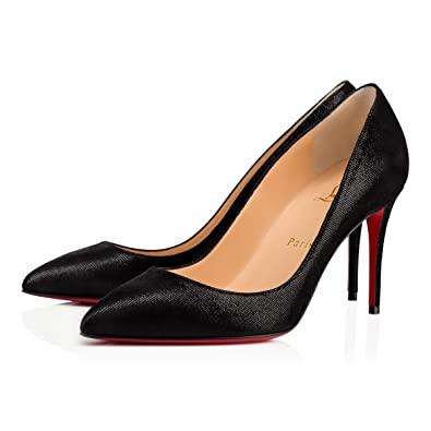 louboutin pigalle 85mm black uk