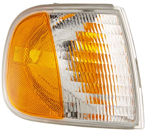 TYC 18-3371-61-9 Ford CAPA Certified Replacement Front/Right Side Marker (Light Front Marker Right Side)