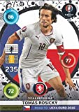 Panini Adrenalyn XL Road To UEFA Euro 2016 - Tomas Rosicky Fans Favourites Card by Adrenalyn XL
