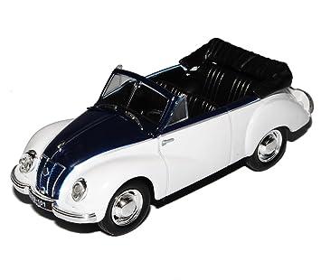 Cult coche PRL DeAgostini IFA F9 Cabrio 1/43 ist modelos