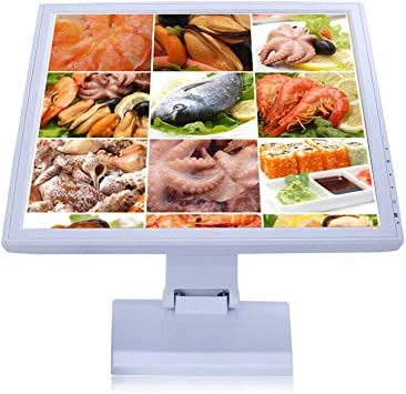 Kiosk - Monitor para sistema de caja registradora (HDMI, LCD, 17