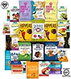 Gluten Free and Vegan Healthy Snacks, Mixed Premium Set of Snacks (30 Count) Review