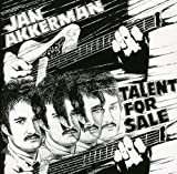 Talent For Sale /  Jan Akkerman