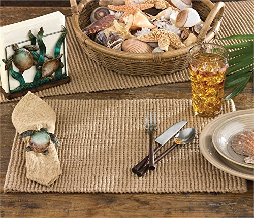 Boucle Jute - Park Designs Jute Boucle Placemat, Set of 2