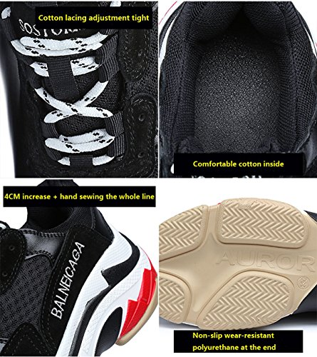 La Primavera Zapatillas Moda La Zapatillas De De Muchacha A De Casuales Salvajes Femeninas De De Deporte Deporte La Zapatos Yrps TPwYOxUx