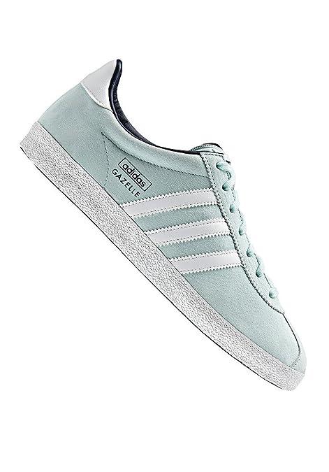 adidas Originals Gazelle OG W V25020 - Zapatillas para mujer, unisex, mint/weiß: Amazon.es: Deportes y aire libre