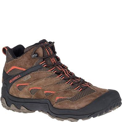 ba3f3ff7a3e Merrell Men's Chameleon 7 Limit Mid Waterproof Hiking Boot