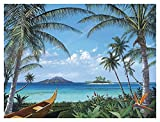 Tropic Travels by Scott Westmoreland Art Print, 42 x 32 inches